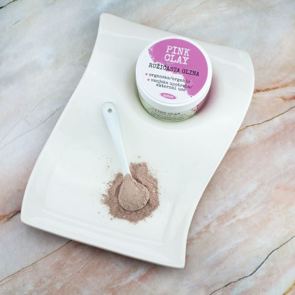 Pink Clay (70 g)