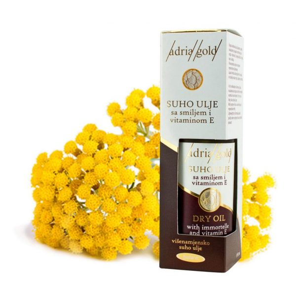 Dry oil with Immortelle (50ml)