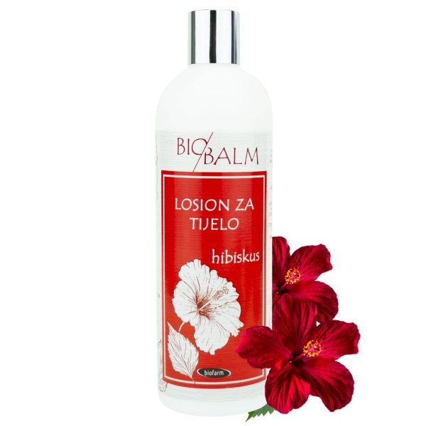 Body lotion Hibiscus