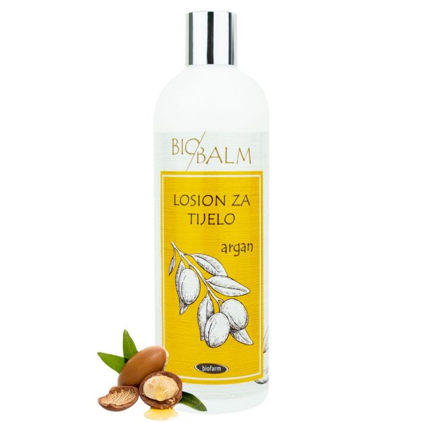 Body lotion Argan (500 ml)