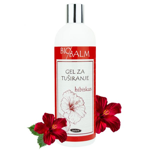 BIOBALM Shower gel Hibiscus